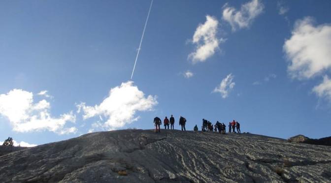 Izvještaj sa trećeg vikenda alpinističke škole….