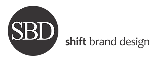 shift brand design
